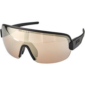 POC Aim Sunglasses uranium black/silver